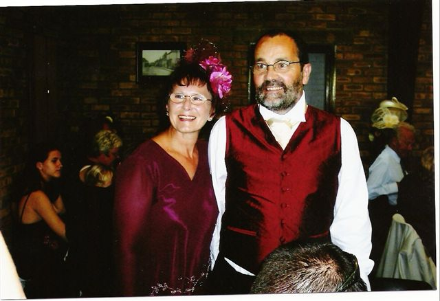 Paulene & Ralph at Kurt's Wedding